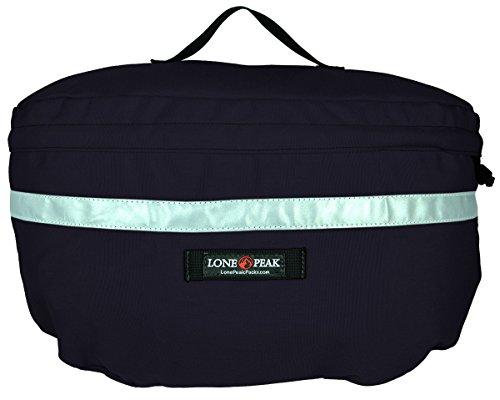 - Lone Peak Recumbant Seat Bag black