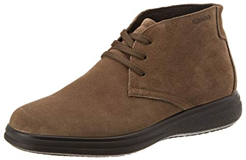 Marrone Uomo 21172 20 Igi A Utu fango Alto Scuro amp;co Sneaker Collo 1wq8xZw