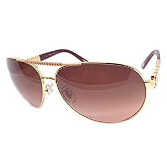 Chopard SCH A63S Sunglasses Color 0624 Shiny Old Pink Size 63MM