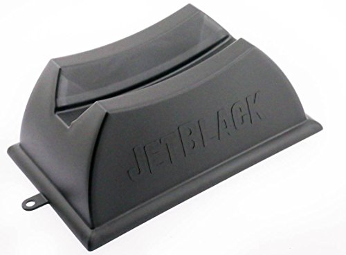 Jet Black Trainer Riser Block