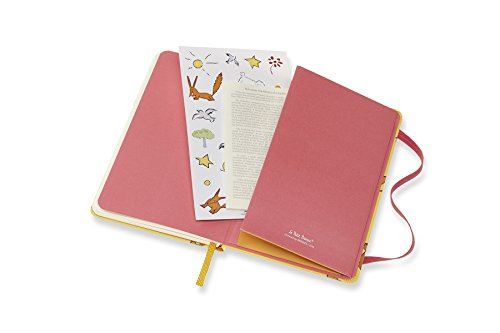 Moleskine Limited Edition Petit Prince 12 Month 2019 Weekly Planner, Hard Cover, Pocket (3.5