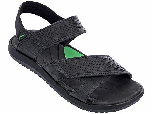 Raider AD Chanclas Sandal Terrain de Unisex Zapatos Negro Adulto Piscina y Playa Rider Negro rgZIr