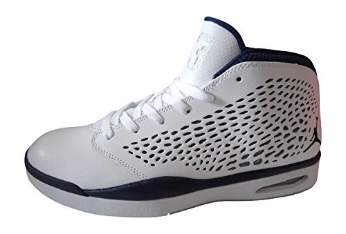 Nikejordan White Scarpe Midnight Basket Wolf Flight Da 107 Grey 2015 Navy Uomo rEwrYR