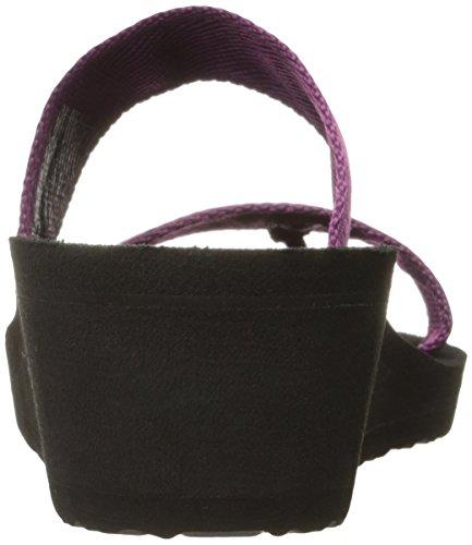 Purple Flops W Lucia m Teva B Blue Wedge Mush Multi Women's Mandalyn Dark Loma Flip Lively Zq4FUw