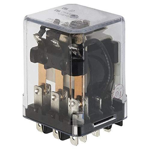 RELAY GEN PURPOSE 3PDT 15A 120V (Pack of 2) (KUMP-14A18-120)