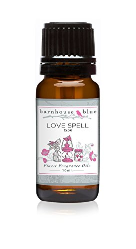 Spray Fragrance Room Perfume Oil (Barnhouse Blue - Love Spell Type Premium Fragrance Oil - Scented Oil - 10ml)