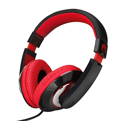 Heavy Bass Digital Stereo Headphones - 6
