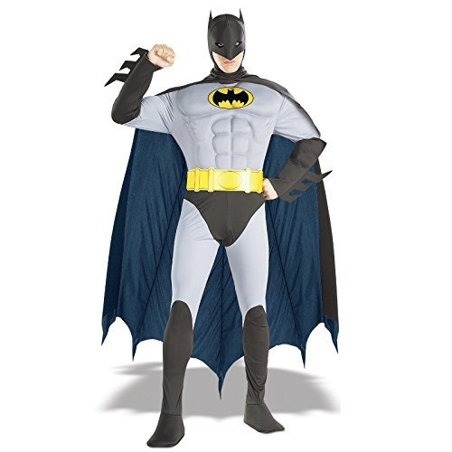 Batman Muscle Chest Costume Adult