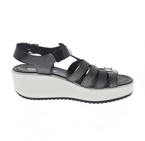 Igi&co 7822 Noir - Chaussures Sandale Femme
