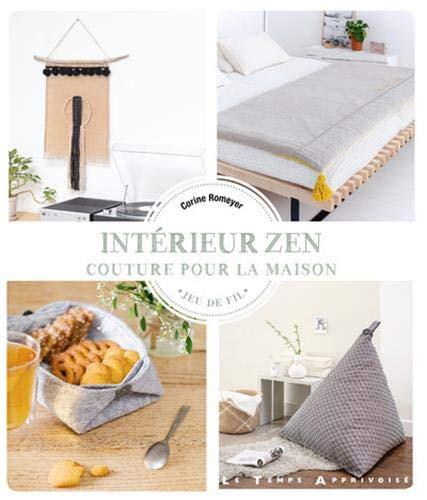 Intérieur zen : Couture pour la maison: Amazon.de: Corine ...