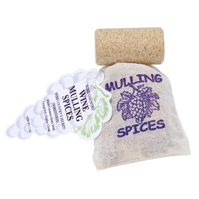 Mulled Wine Spices, 1 pack, 1 oz (Mulled Spice)