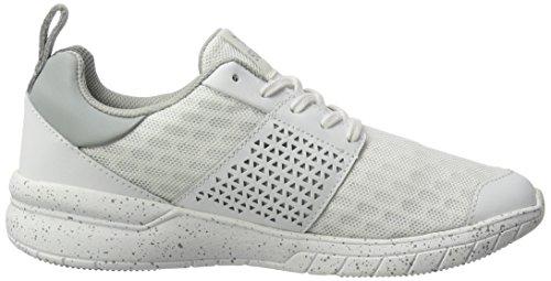 Scissor Baskets Speckle Supra white Weiß white Homme dvYx65fq