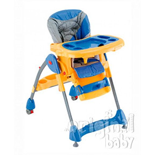 Baby highchair height adjustable and Positions
