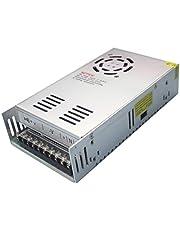 JoyNano 360W Fuente de alimentación conmutada 24V 15A AC-DC transformador convertidor para la vigilancia de circuito cerrado de televisión exhibición de LED de Automatización Industrial Motor paso a paso y más [Versión actualizada]