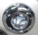 Avanzato Hummer H3 Chrome Fuel Door Gas Cap Tank