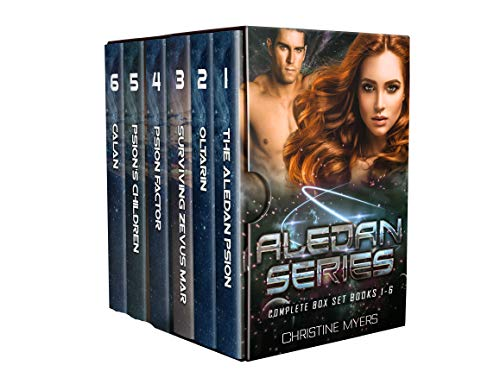 Aledan Series Complete Box Set: Books 1-6