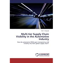 Multi-tier Supply Chain Visibility in the Automotive Industry: How do automotive OEMs gain transparency and visibility into their global supply chain?
