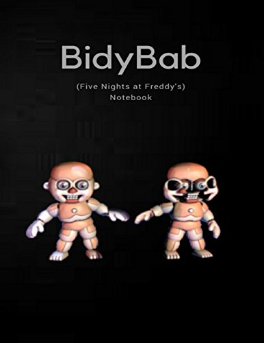 BidyBab Notebook (Five Nights at Freddy's)