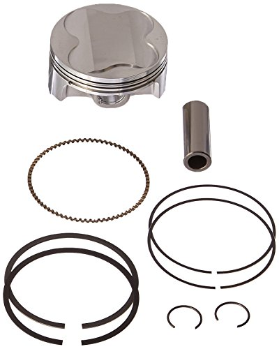 (Wiseco 4807M09920 99.20mm 12.5:1 Compression ATV Piston Kit)