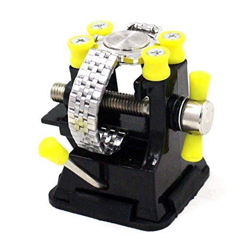 Watch Back Remover Tool Watch Opener Adjustable Back Case Closer Remover Repair Watch Case Back Repair Remover Holder 10L0L Tool