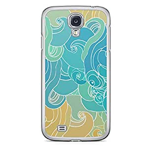 Clouds 1 Samsung Galaxy S4 Transparent Edge Case - Clouds Collection