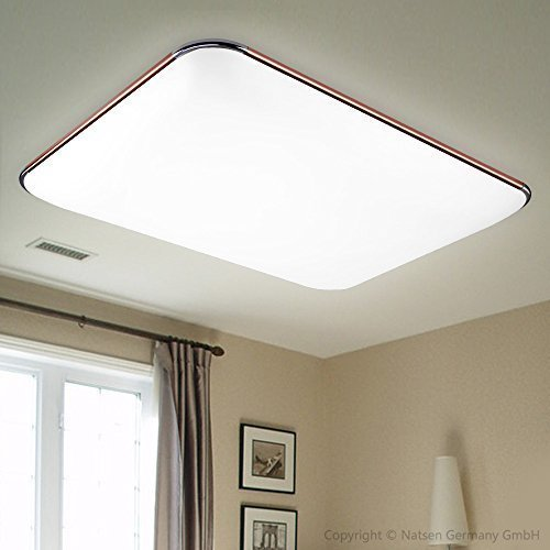 Natsen® LED Ceiling Light Modern ceiling lamp Fit Bedroom lamps ...