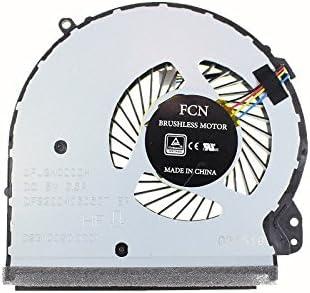 CPU Fan for HP 17-bs037cl 17-bs028cy 17-bs027cy 17-bs025cl 17-bs022cy 17-bs022ca