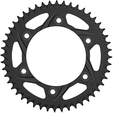 530 Conversion Sprockets (Vortex 438K-43 43-Tooth 530-Pitch Hardcoat Rear Sprocket)