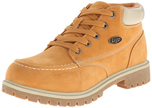 Lugz Mens ballista W.R Boot Golden Wheat/Cream/Gum 3Z3IP6MC