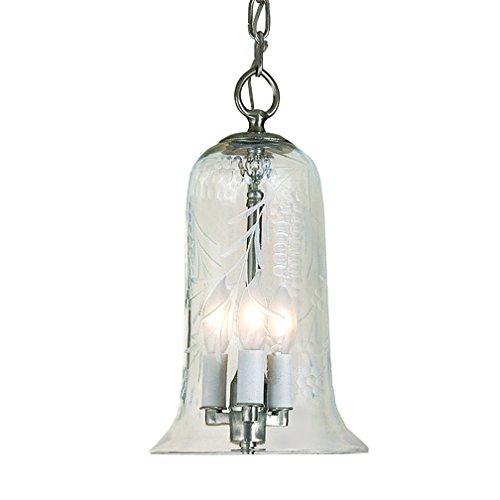 Small Bell Jar Pendant Lights in US - 4