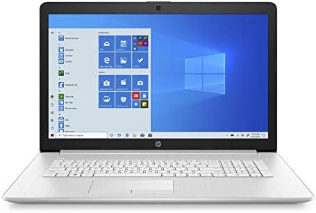 """HP 17.3"""" HD+ Laptop 17-CA AMD Athlon 3150U 2.4GHz 8GB 1TB DVDRW Webcam Windows 10 Home (Renewed)"""