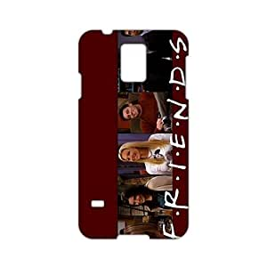 HNMD Friends picture 3D Phone Case for Samsung S5