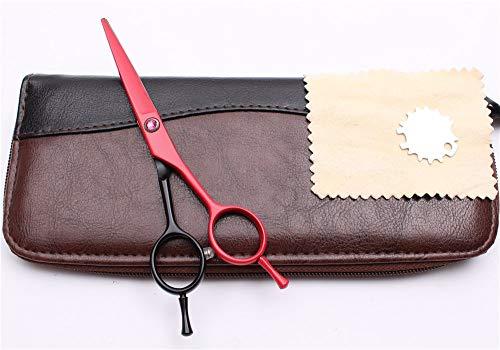 1 piece C1012 5.5 JP Steel Customized Logo Professional Human Hair Scissors Barber Shears Cutting Straight Thinning Scissors Style Tool