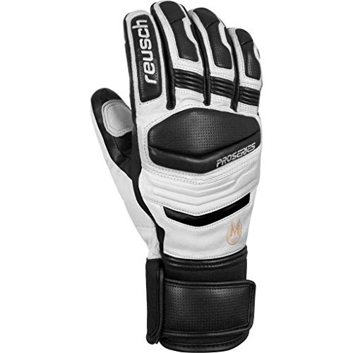 Reusch Master Pro Glove - Men's White/Black, L