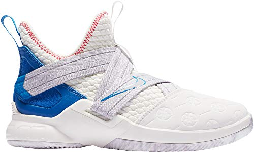 115fcd4f8ed1 Nike Kids  Grade School Lebron Soldier XII Basketball Shoes (5 Y US