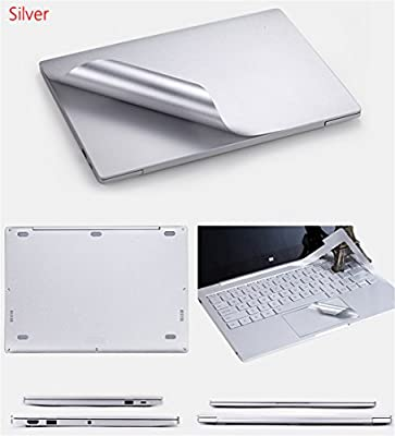 DAYJOY Fullbody Protection Cover Film/screen protector film/touchpad film/frame film/keyboard film for Xiaomi Notebook Laptop Mibook Air