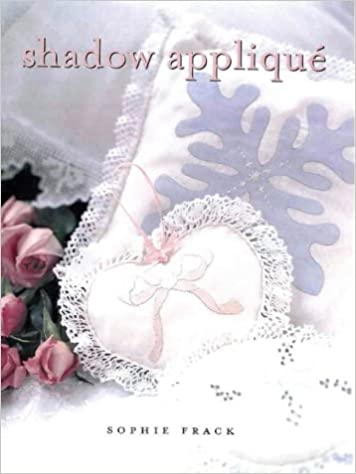 Book Shadow Applique