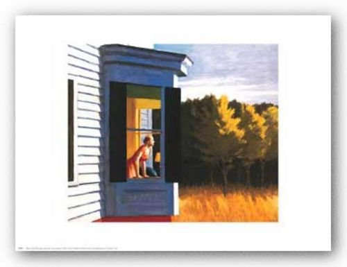 New York Graphics Cape Cod Morning by Edward Hopper 21