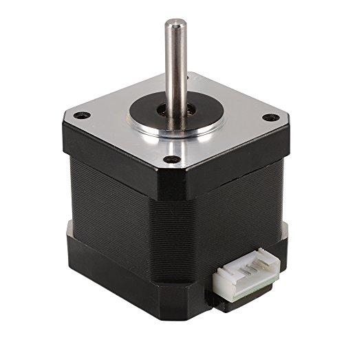 DC3.96V 2-phase 4-wire Stepper Stepping Hybrid Motor 1.8 Degree High Torque Silent for 3D Printer
