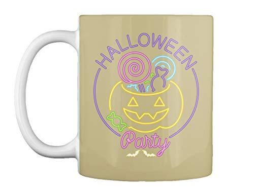 Halloween party 11oz - Tan Mug - Teespring Mug for $<!--$14.99-->