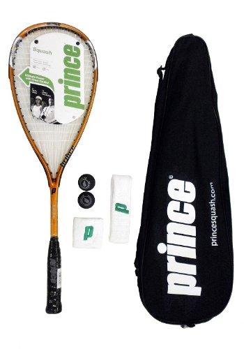 Prince TF Tour - Juego de Raquetas de Squash con Pelotas de Squash ...