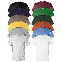 Gildan Men's Classic Heavy Cotton T-Shirt (Pack of 12)