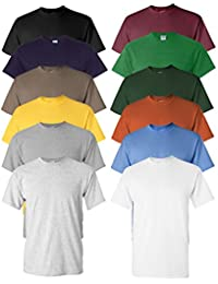 Men's Heavy Cotton T-Shirt (12 Pack)