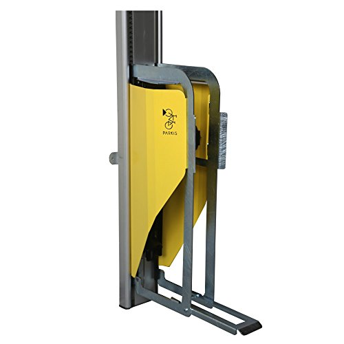 Parkis Bike Lift – Easy Way to Park Your Bike & Save up to 40% Space