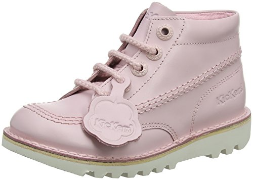 Kickers Girls' Kick Hi Ankle Boots Chalk Pink buy cheap lowest price buy cheap fast delivery cheap browse outlet low shipping fee JNJOpIVZ