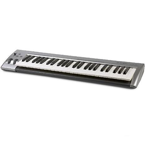 M-Audio KeyRig 49 Teclado USB PC Mac 49 Teclas Ableton: Amazon.es: Juguetes y juegos