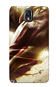 Durable Protector Case Cover With God Of War: Ascension Hot Design For Galaxy Note 3