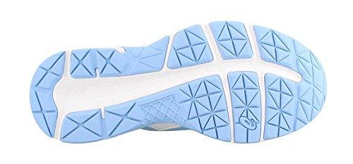ASICS Gel-Contend 4 Women's Running Shoe, White/Bluebell, 5 M US by ASICS (Image #2)