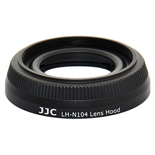 JJC LH-N104 Professional Hard Lens Hood for Nikon 18.5mm F 1.8 Replaces Nikon HB-N104