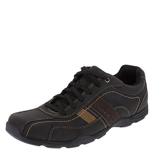 Airwalk Men's Black Brown Men's Myers Oxford 9.5 - Men Myer